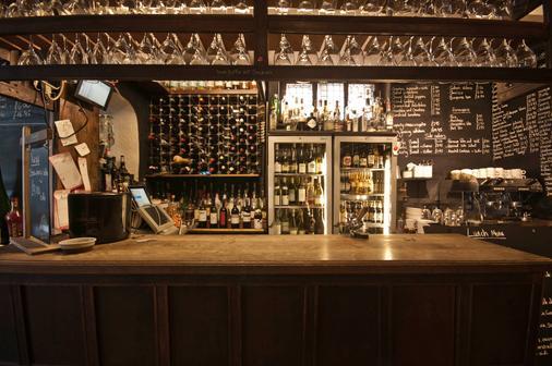 兰戈伦格尔酒店 - 兰戈伦 - 酒吧