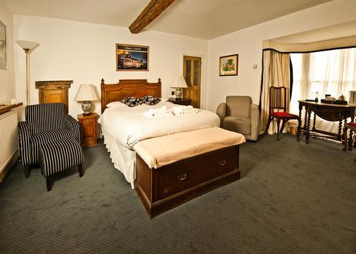 兰戈伦格尔酒店 - 兰戈伦 - 睡房