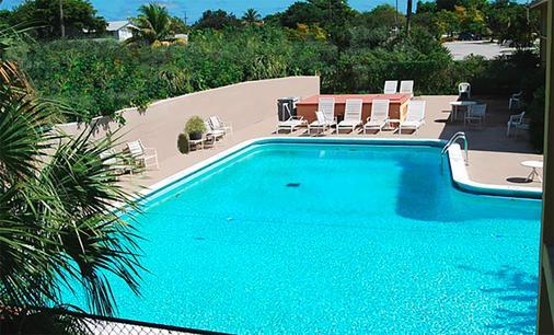 好莱坞之门酒店 - 好莱坞 - 游泳池