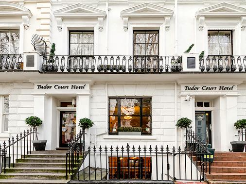都铎法院酒店 - 伦敦 - 建筑