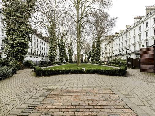 都铎法院酒店 - 伦敦 - 户外景观