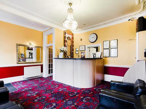 都铎法院酒店 - 伦敦 - 柜台