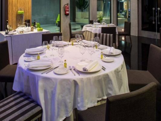 鲁纳德格拉纳达服务大酒店 - 格拉纳达 - 宴会厅