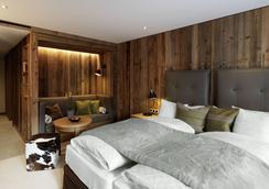 蒙塔丰鲁汶酒店 - 施伦斯 - 睡房
