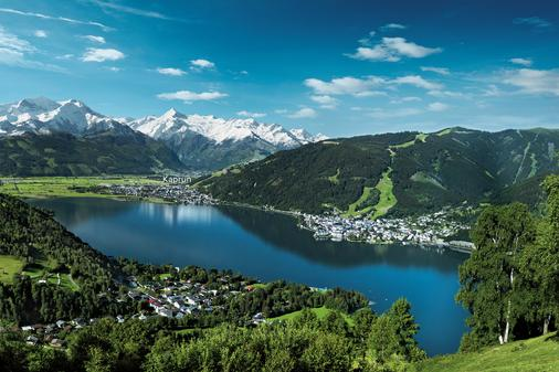 Alpen-Wellnesshotel Barbarahof - 卡普伦 - 户外景观
