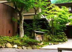 松本明神馆酒店 - 松本 - 建筑