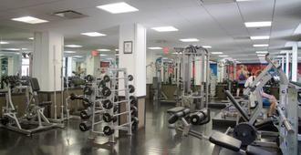 范德堡基督教青年旅舍 - 纽约 - 健身房