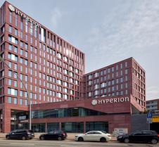 汉堡市中心华美达酒店
