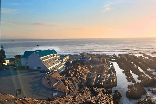 波音特 Spa 酒店 - 莫塞尔湾 - 户外景观
