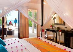 维拉蔓豪岛度假酒店 - 维拉蔓豪 - 睡房