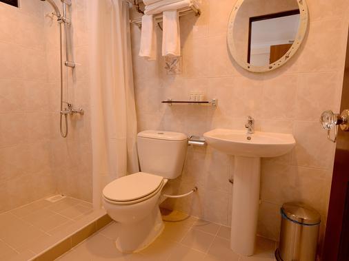 马累中心酒店 - 马列 - 浴室