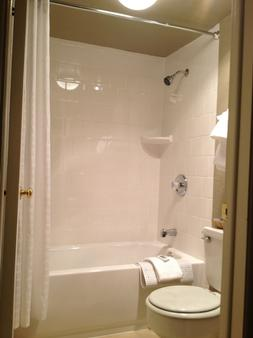 利特霍夫汽车旅馆 - Leavenworth - 浴室