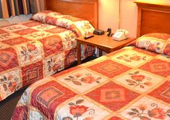 渔人码头美国最佳酒店 - 旧金山 - 睡房