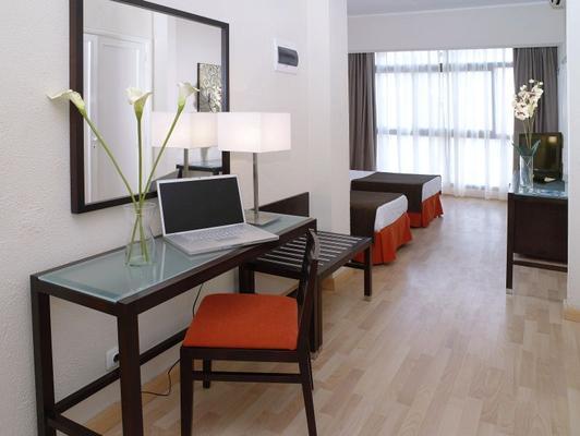阿多尼斯佩里诺酒店 - 圣克鲁斯-德特内里费 - 睡房