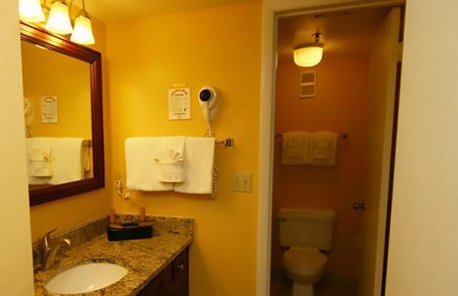 帕克科尼什酒店 - 奥兰多 - 浴室