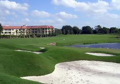 海滨公园公寓套房酒店 - 奥兰多 - 高尔夫球场