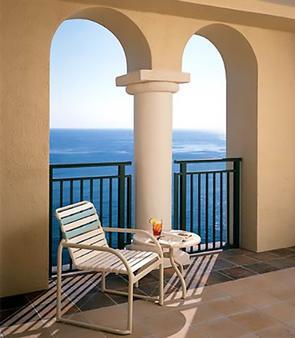 万豪海滩广场大厦酒店 - 劳德代尔堡 - 阳台