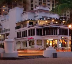 万豪海滩广场大厦酒店