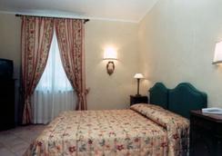 皮科拉锡耶纳别墅酒店 - 锡耶纳 - 睡房