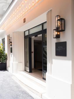 巴黎布列塔尼大区阿祖雷瓦酒店 - 巴黎 - 建筑