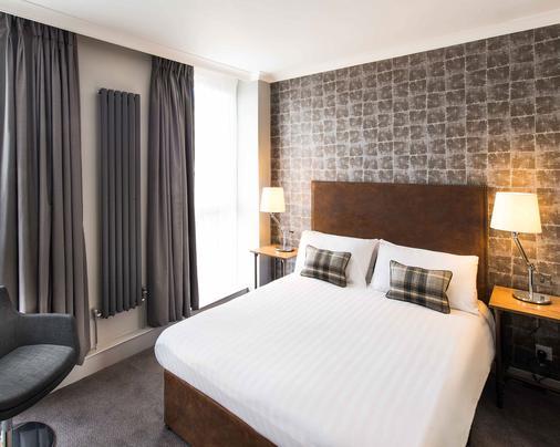 去格拉斯哥城市酒店 - 格拉斯哥 - 睡房