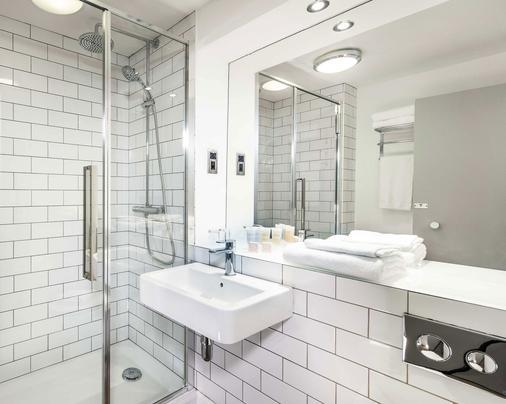去格拉斯哥城市酒店 - 格拉斯哥 - 浴室