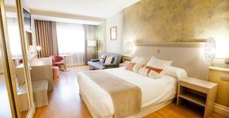 阿方索八世酒店 - 索里亚 - 睡房