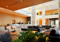 卢比安纳广场丽笙蓝标酒店 - 卢布尔雅那 - 大厅