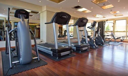英特苏尔里克莱塔酒店 - 布宜诺斯艾利斯 - 健身房