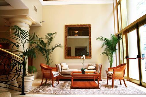 英特苏尔里克莱塔酒店 - 布宜诺斯艾利斯 - 大厅
