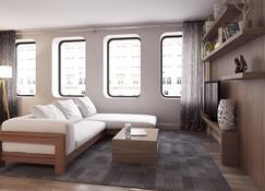 瓦特街梦想公寓酒店 - 利物浦 - 客厅