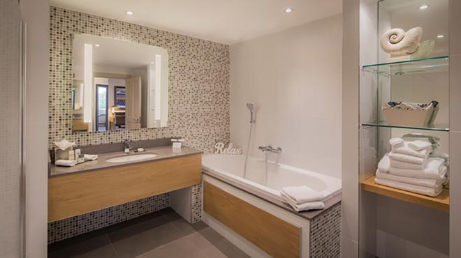 伯灵顿路克莱顿酒店 - 都柏林 - 浴室