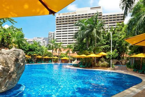 澳门金丽华酒店 - 澳门 - 游泳池
