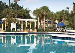 皇家棕榈树万豪酒店 - 奥兰多 - 健身房