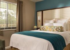 皇家棕榈树万豪酒店 - 奥兰多 - 睡房