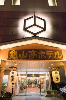 日田小金井温泉日式旅馆 - 日田市 - 建筑