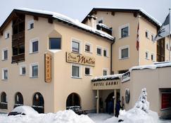 加尼切萨穆林酒店 - 蓬特雷西纳 - 建筑