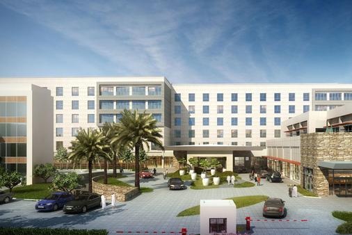 桑德斯罗塔纳酒店 - 马斯喀特 - 建筑