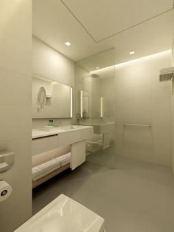 桑德斯罗塔纳酒店 - 马斯喀特 - 浴室