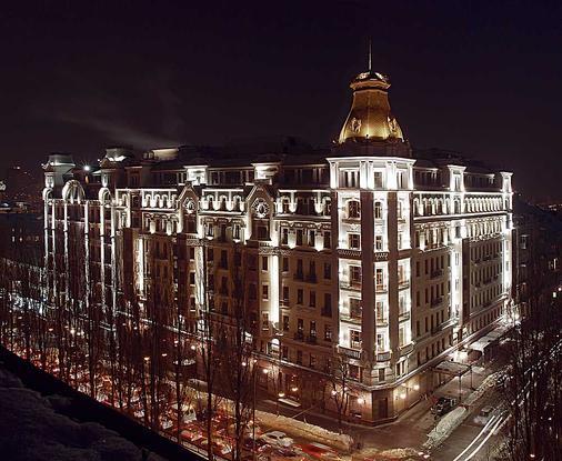 普瑞米尔宫酒店 - 基辅 - 建筑