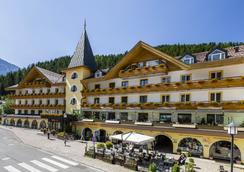 奥斯瓦尔德酒店 - Selva di Val Gardena - 户外景观