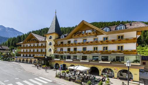 奥斯瓦尔德酒店 - 塞尔瓦迪瓦尔加尔德纳 - 建筑