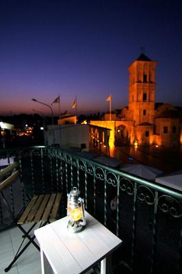 奥普拉酒店 - 拉纳卡 - 阳台