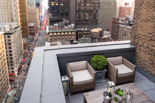 纽约西屋酒店 - 纽约 - 阳台