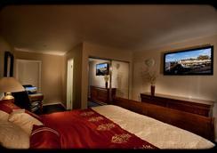 水晶小屋汽车旅馆 - 文图拉 - 睡房