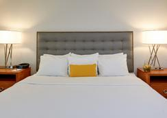 The Kensington Hotel - 安娜堡 - 睡房