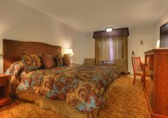 Tropicana Inn and Suites - 安纳海姆 - 睡房