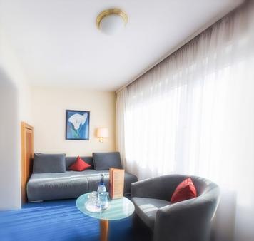 阿森贝格酒店 - 斯图加特 - 客厅