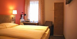 阿森贝格酒店 - 斯图加特 - 睡房