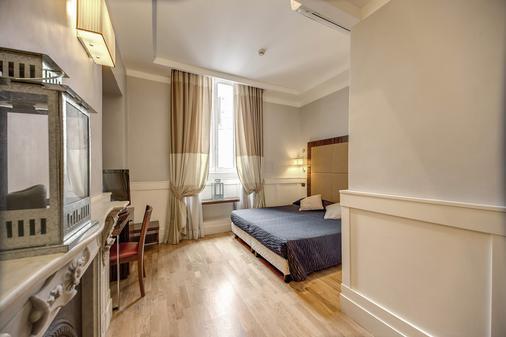 939 酒店 - 罗马 - 睡房
